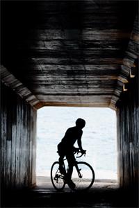 Träning på cykel