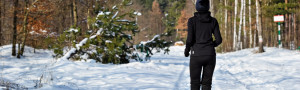 winter runing
